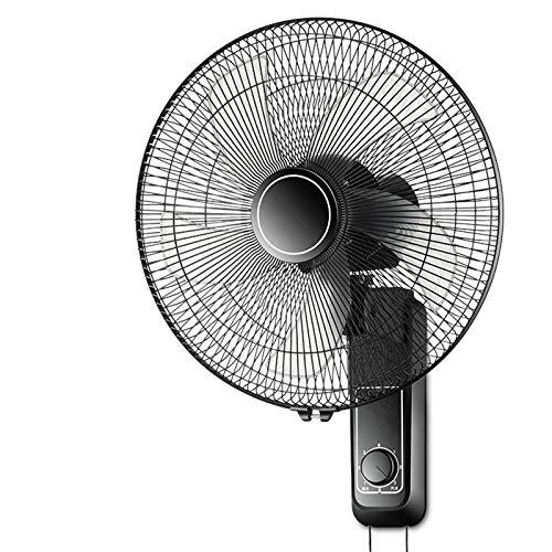 NBSY Ventilador de Pared Comercial,Ventilador oscilante ; 3 velocidades, Control mecánico, Puede Reducir la Temperatura y Hacer Circular el Aire de Manera efectiva; Dos tamaños: 41 cm / 44,5 cm