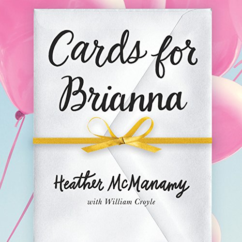 Cards for Brianna audiobook cover art