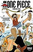 One Piece - Édition originale - Tome 01: À l'aube d'une grande aventure