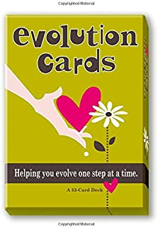 Evolution Cards: Helping You Evolve One Step At A Time - A 53-Card Deck