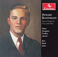 Boatwright: Selected Songs
