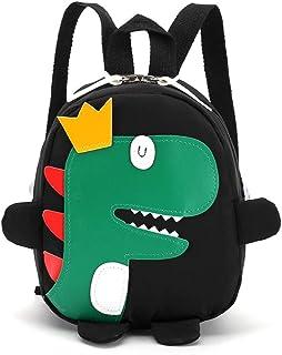 Lazeny Kids Backpack Cartoon Animal School Bag Cute Dinosaur Rucksack Kindergarten Preschool Nursery Backpack Toddler Chil...