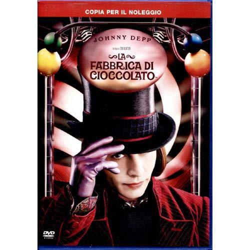 La fabbrica di cioccolato - DVD Ex Noleggio - DVD Ex-Noleggio