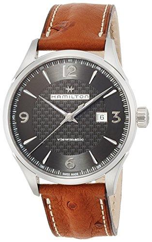 Hamilton Jazzmaster H32755851 Elegante Herrenuhr Zeitloses Design