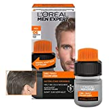L'Oréal Men Expert Haarfarbe für Männer, 100% Grauhaarabdeckung und 6 Wochen Halt, Für alle Haartypen geeignet, One-Twist Haartönung, Nr. 6 Dunkelblond, 1 Stück