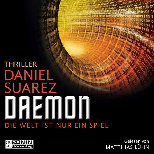 Daemon - Die Welt ist nur ein Spiel cover art