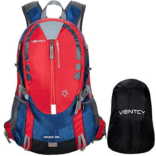 Fafada 25L Impermeabile Zaino di Hiking Trekking Campeggio Viaggi Camping Backpack Zaini da Escursionismo Blu