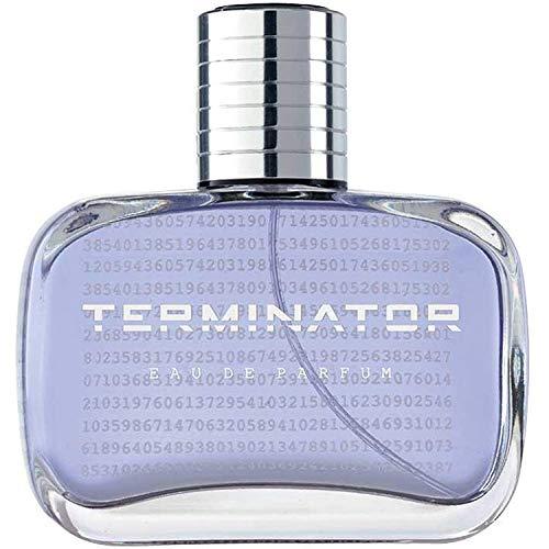 Terminator Herren Eau de Parfum, 1er Pack (1 x 50 ml)