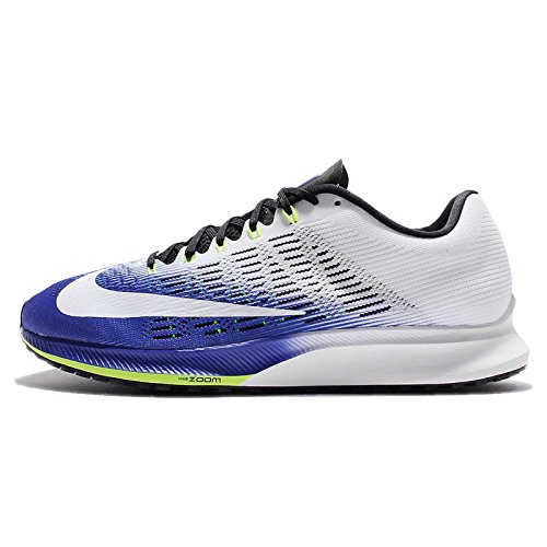 Nike Men's Air Zoom Elite 9 Paramount Blue/White-Black-Volt 14.0