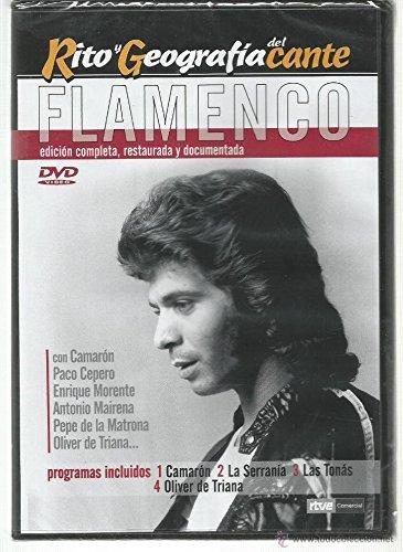 Rito Y Geog. Cante Flamenco 1 [Alemania] [DVD]