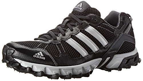 adidas Performance Men's Thrasher 1.1 M Trail Running Shoe, Core Black/Metallic/Silver/Light Onix, 8 M US