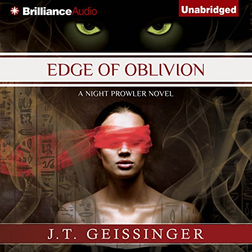 Edge of Oblivion audiobook cover art