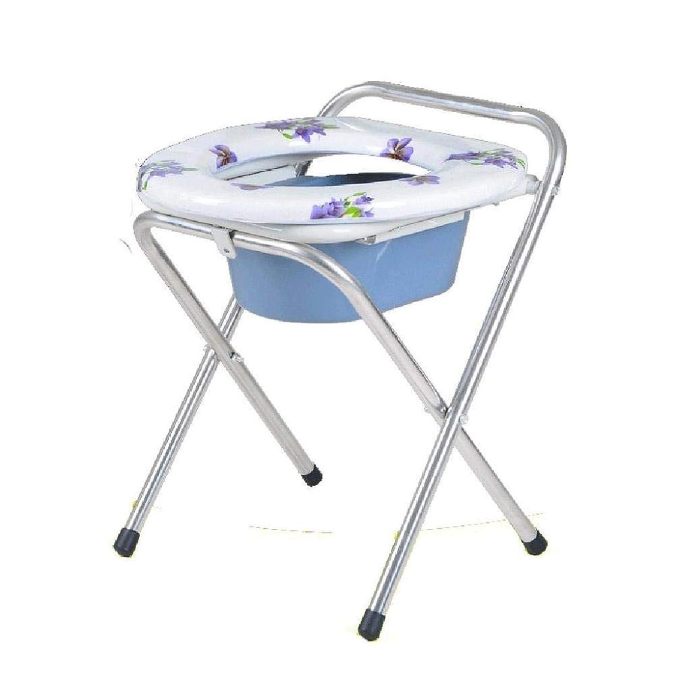 南西テクニカル残高折りたたみ式便器椅子、高齢者妊娠便座用ステンレス便座