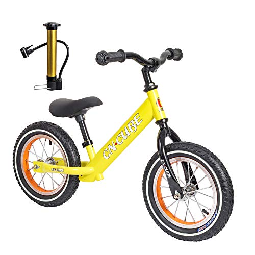 Sale!! WWCZ Balance Bike-Kids Bicycle uitable for Children Aged 2-6