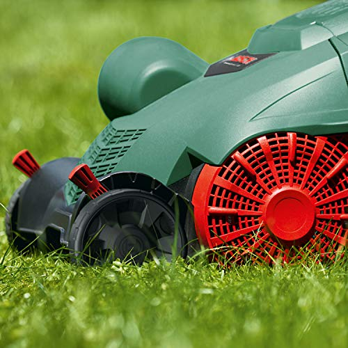 Bosch ALR 900 Review - Electric Lawn Raker, 900W