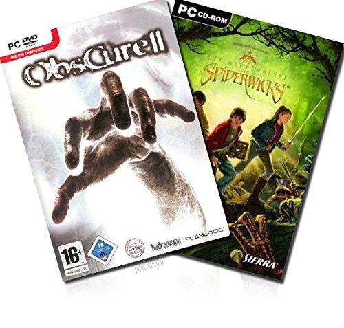 Obscure 2 & Die Geheimnisse der Spiderwicks (Bundle)