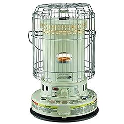 top 10 aladdin kerosene heater Dyna-Glo RMC-95C6 Kerosene internal convection heater, 23,000 BTU, ivory