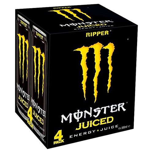 Monster Ripper 4X500ml