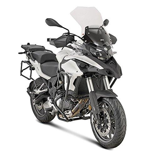 Motorrad Windschutzscheibe Benelli TRK 502 17-18 Givi Spoiler klar