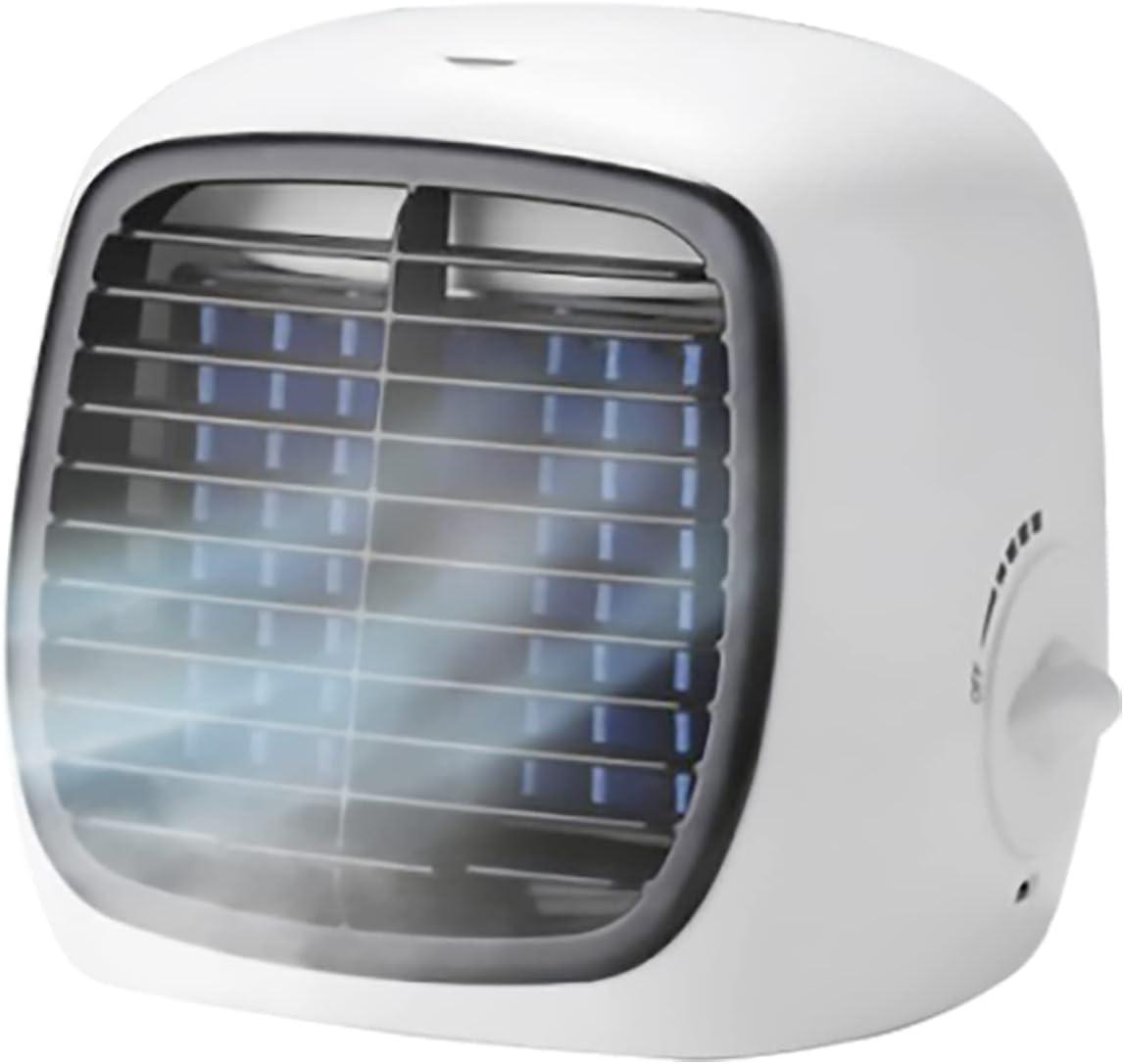 Portable Desk Air Regular store discount Cooler Personal Conditioner Fan Misti Mini