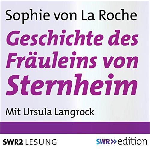 Geschichte des Fräuleins von Sternheim audiobook cover art