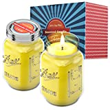 Airvibe Citronella Candles