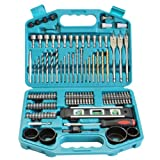 Makita 98C263 Drilling and Driving Accessory Kit, 101 pc.
