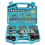 Makita 98C263 - Kit de accesorios para taladrar y atornillar (101...