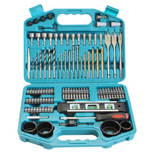 Makita 98C263 - Kit accessori per la foratura e la vite (101 pezzi)