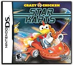 Crazy Chicken - Star Karts - Nintendo DS [video game]
