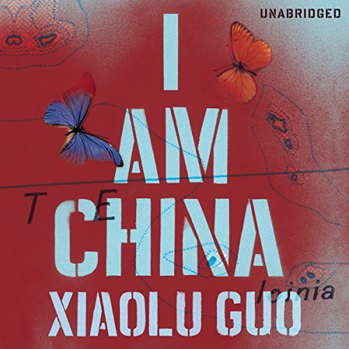 I Am China audiobook cover art