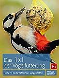 1 x 1 der Vogelfütterung: Futter   Futterstellen   Vogelarten