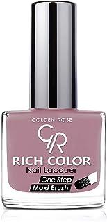 طلاء اظافر رتش كلر من جولدن روز 10.5 مل- رقم 140 Golden Rose 10,5