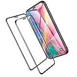 Vikisda iPhone 12 mini ガラスフィルム iPhone 12 mini フィルム 硬度9H キズ防止 耐衝撃 高透明度 防塵 極薄 透明 iPhone 12 mini フィルム iPhone 12 ミニフィルム ( 5.4インチ)ガラスフィルム*2