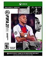 FIFA 21 - Champion's Edition (輸入版:北米) - XboxOne