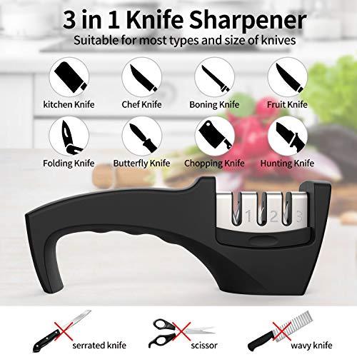 Afilador de cuchillos Chefavor