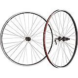 cycledesign(サイクルデザイン) ホイール ホイール 26 1.75-2.125 リア FV 8/9S Vブレーキ エンド135 MTB用 ブラック 829205