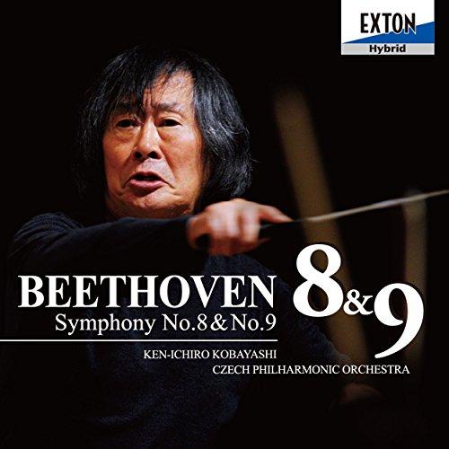ベートーヴェン:交響曲第8番&第9番「合唱」