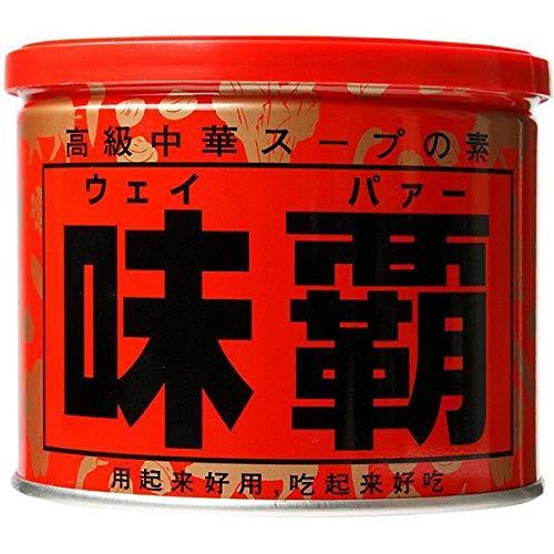 味覇(ウェイパー) 缶 500g 2缶セット