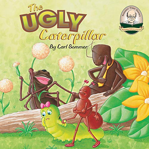 The Ugly Caterpillar audiobook cover art