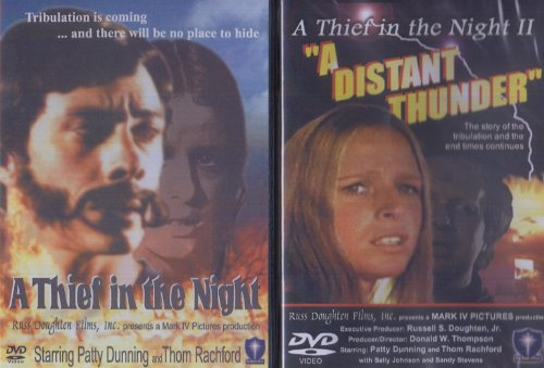 A THIEF IN THE NIGHT/A DISTANT THUNDER/IMAGE OF THE BEAST/THE PRODIGAL PLANET