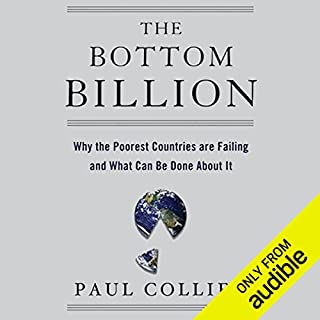Couverture de The Bottom Billion
