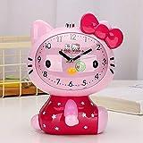 YF Luz De Noche Hello Kitty Despertador De Voz