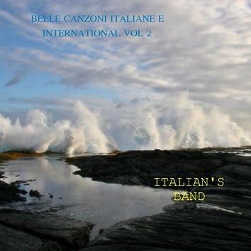 Belle canzoni italiane e international, vol. 2