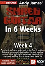 Shred Guitar In 6 Weeks: Week