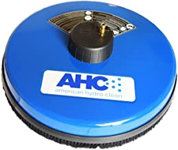 American Hydro Clean RSC100-AH Pressure Washer Rotating Surface Cleaner Accessory 3400 Psi, 18