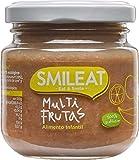 Smileat Tarrito de Multifrutas - Paquete de 12 x 130 gr - Total: 1560 gr...