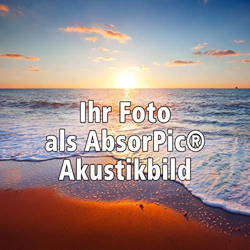 AbsorPic Akustikbild mit Ihrem Foto – Made in GERMANY - 2
