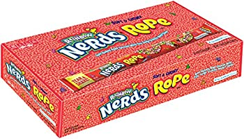24-Count Nerds Rope 0.92 Ounce Rainbow Candy