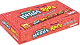 Nerds Rope Rainbow Candy 0.92 Ounce Package 24 Count (Pack of 1)